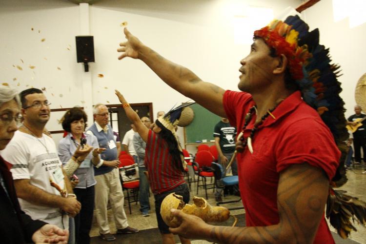 Luto, lágrimas e luta na XXI Assembleia Geral do Conselho Indigenista Missionário (Cimi)