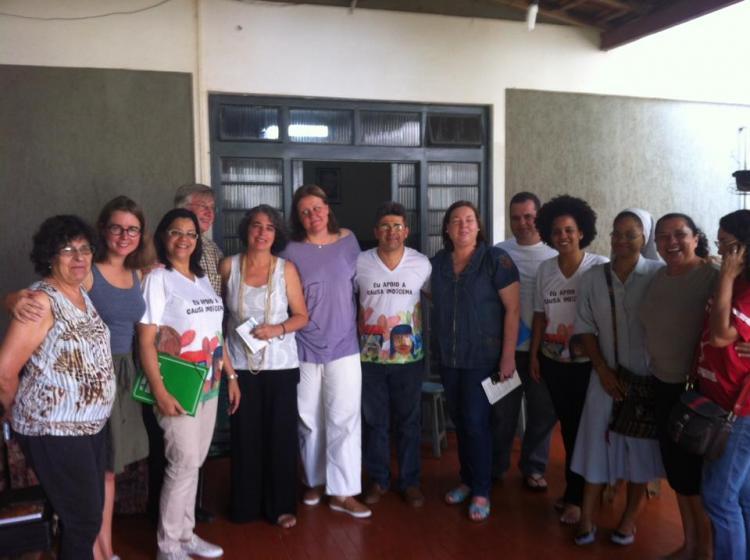 Missão Ecumênica chega a Mato Grosso do Sul!