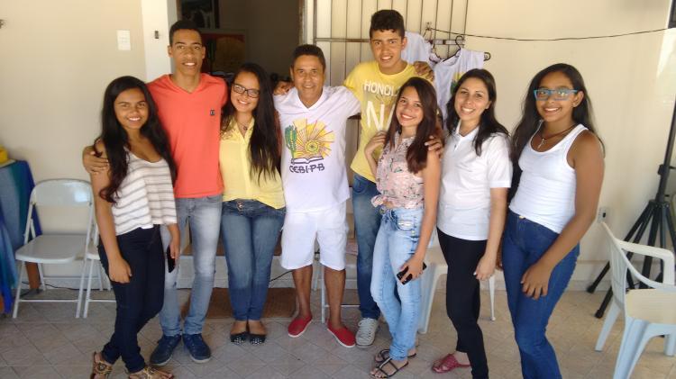 CEBI-Paraíba celebra a caminhada de 2015