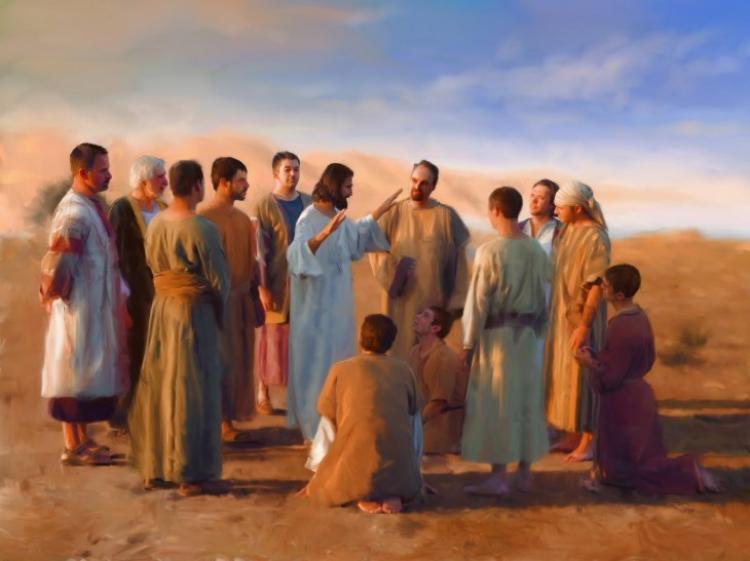 """Terceiro domingo comum – """"O Espírito do Senhor está sobre mim"""" (Lc 1, 1-4; 4,14-21) – [Pe. Thomas Hughes]"""
