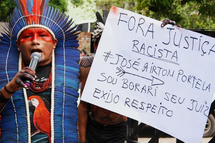 Indígenas e MPF suspendem o céu no Pará