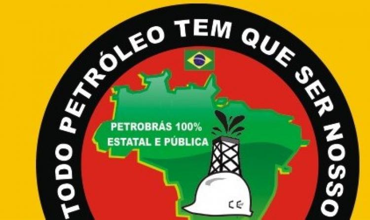 Movimentos sociais repudiam a privatização do pré-sal