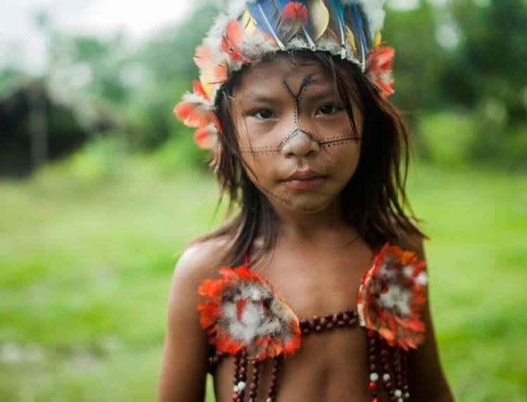 O silêncio dos inocentes: A cada 100 índios que morrem no BRasil, 40 são crianças