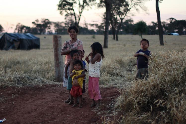 Em plena visita da ONU, Justiça ordena despejo de comunidade Guarani e Kaiowá