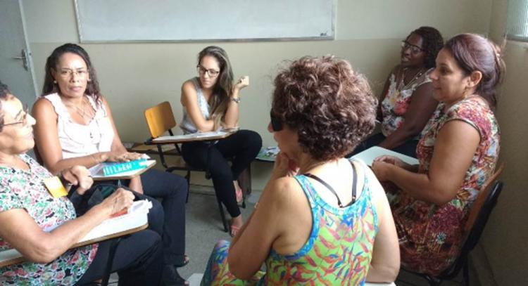 CEBI-RJ Vila Aliança promove atividade em homenagem ao Dia Internacional da Mulher