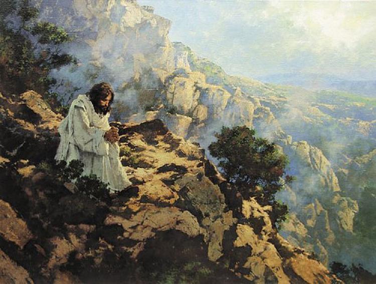 Prisão de Jesus (Lc 22,39-53) [Ildo Bohn Gass]