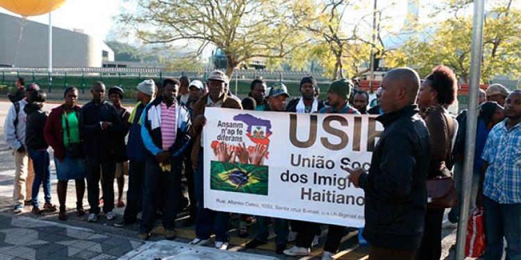 Mutirão Igrejas e movimenos se unem pela reforma da sede da União Social dos Imigrantes Haitianos. Você pode colaborar!