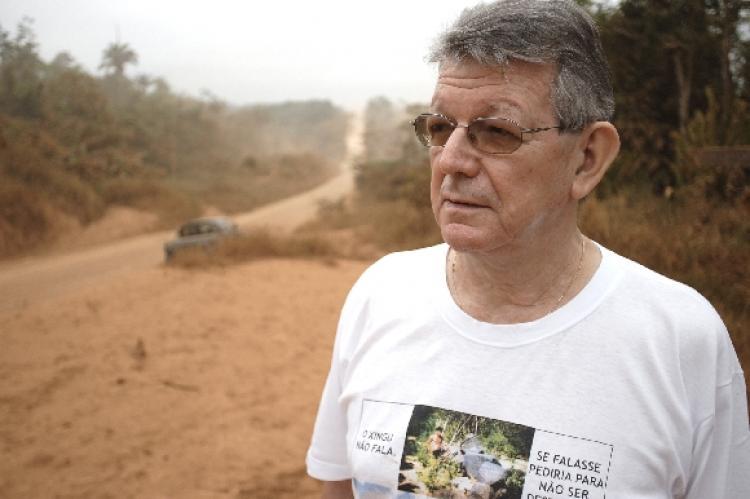 """Belo Monte, """"um monumento à insanidade"""" – entrevista com Dom Erwin Kräutler"""