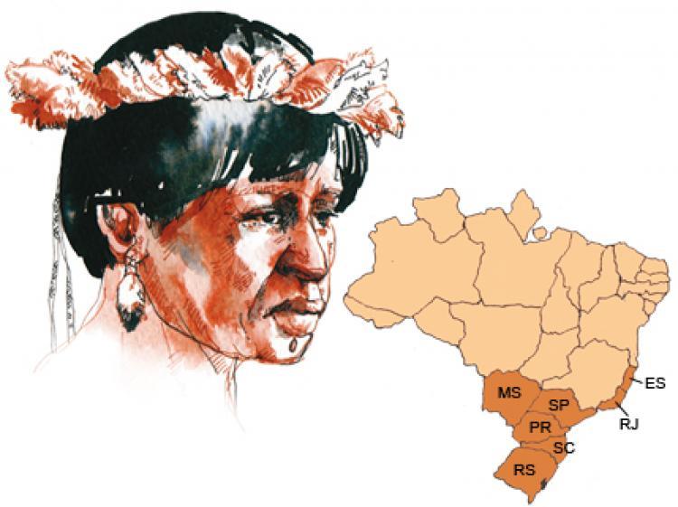 Alberto, meu amigo Guarani [João Crispim Victorio]