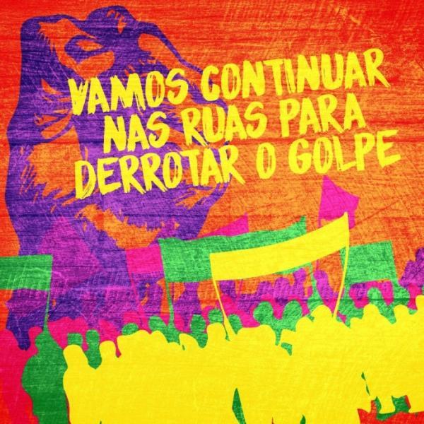 Nota da Frente Brasil Popular e Frente Povo Sem Medo