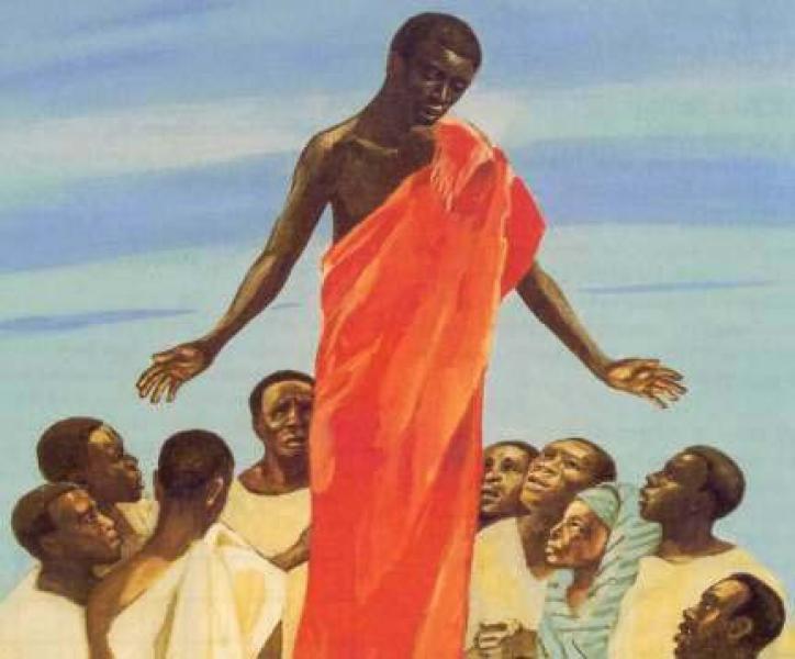 Festa da Ascensão do Senhor (Lc 24,46-53) [Tomaz Hughes SVD]
