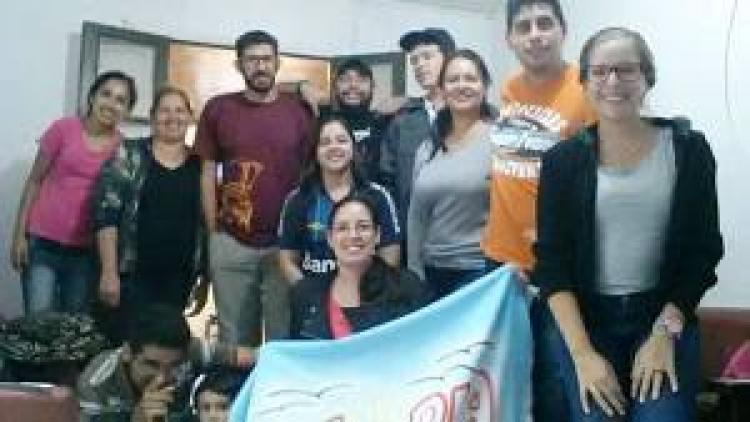 CEBI-Uruguaiana Primeiros passos