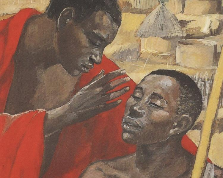 Senhor, eu não sou digno de que entres em minha casa (Lucas 7,1-10) [Edmilson Schinelo]