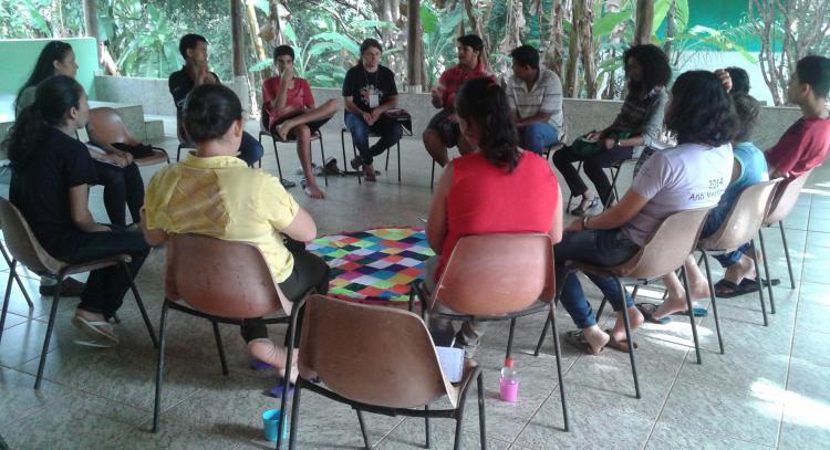 CEBI-GO Grupo de crianças e adolescentes conclui o Curso de Educação Popular