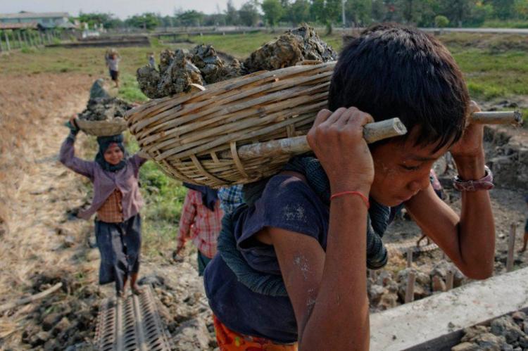 Acabar com o trabalho infantil nas cadeias produtivas é dever de todos