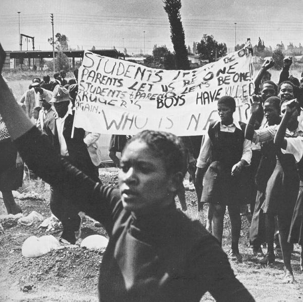 """Hoje na História, há 40 anos, no dia 16 de junho de 1976 acontecia o """"Levante de Soweto"""""""