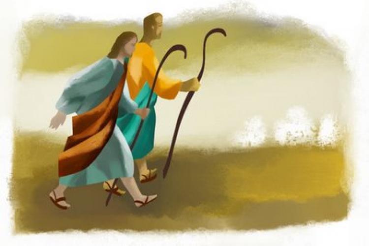 Seguir Jesus é seguir também a sua opção (Lucas 9.57-62) [P. Jorge Dummer]