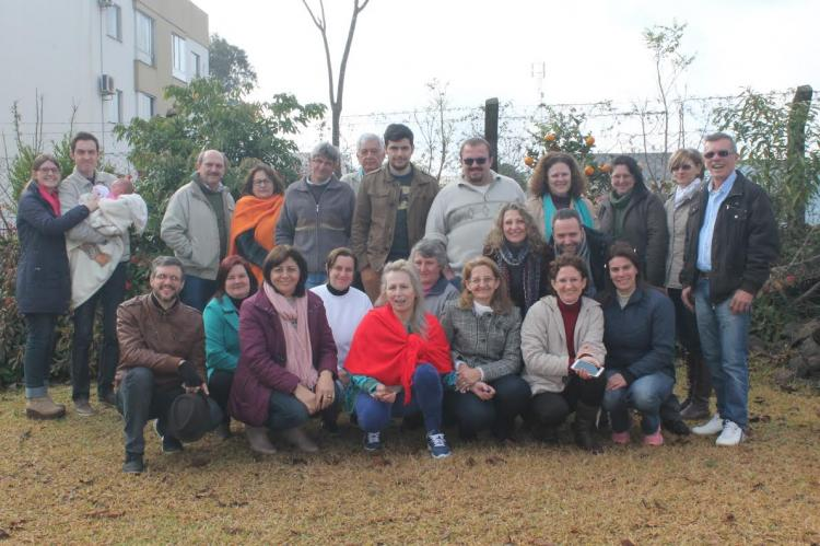 CEBI-SC realiza o 8º encontro da Escola Bíblica em Chapecó