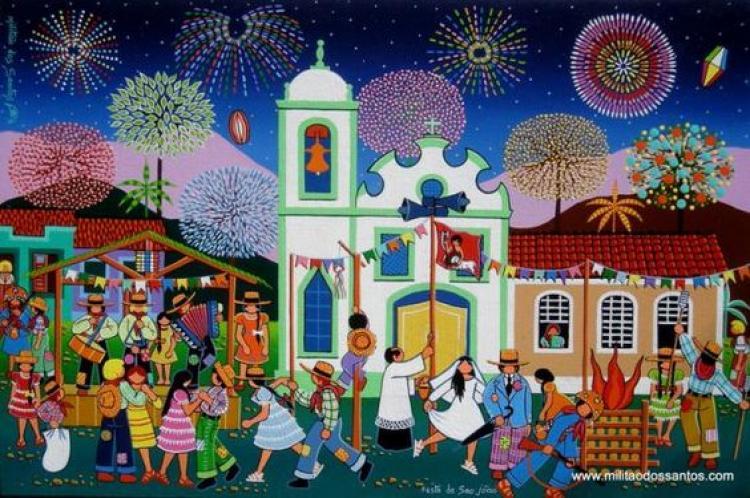 Festa de São João [Frei Betto]