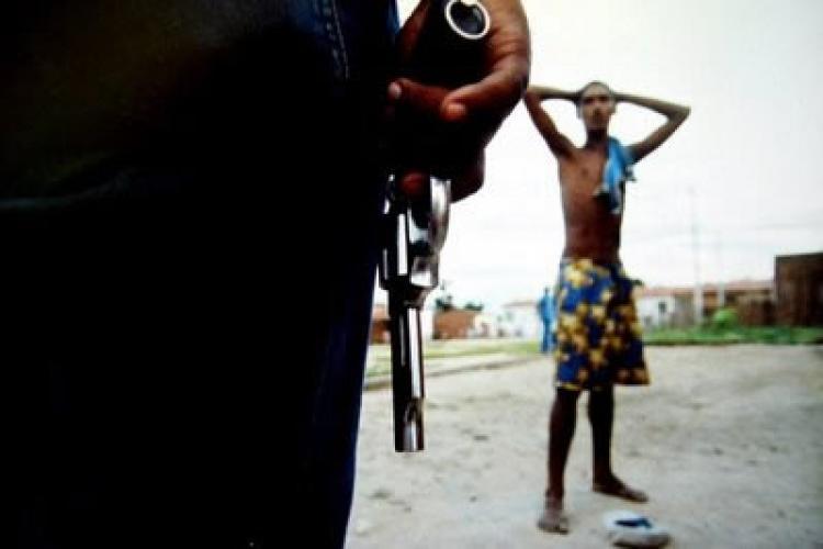 O Brasil que mata seu futuro a bala