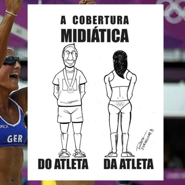 Rio2016 e o jornalismo tarado [Joanna Burigo]