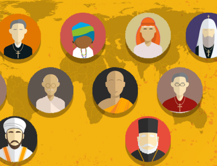 Assis reunirá 450 líderes de todas as religiões, com recorde de muçulmanos