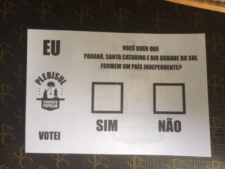 O Sul financia o Brasil. Ou seria o contrário?