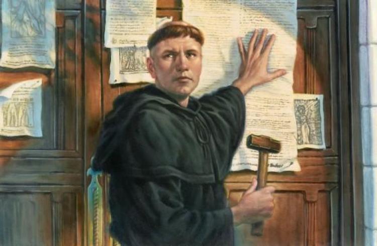 Lutero, profeta da Bíblia e da consciência