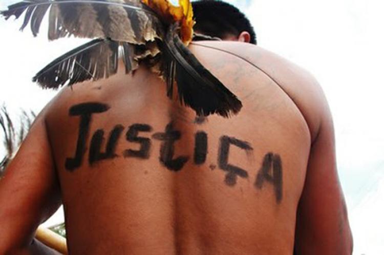 Força Tarefa Avá-Guarani denuncia cinco fazendeiros pela morte de índio em Caarapó (MS)