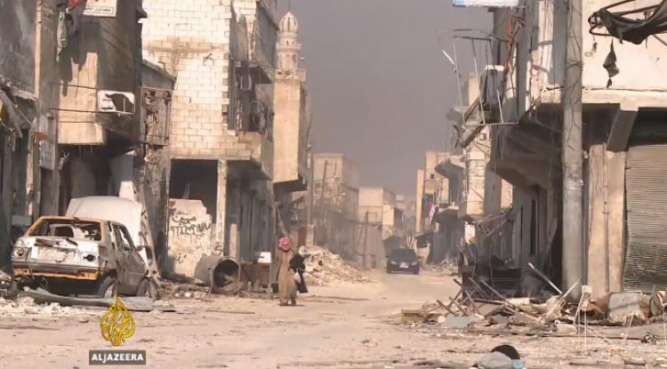 """Mensagem de Aleppo: """"Amanhã será tarde demais para nós"""""""