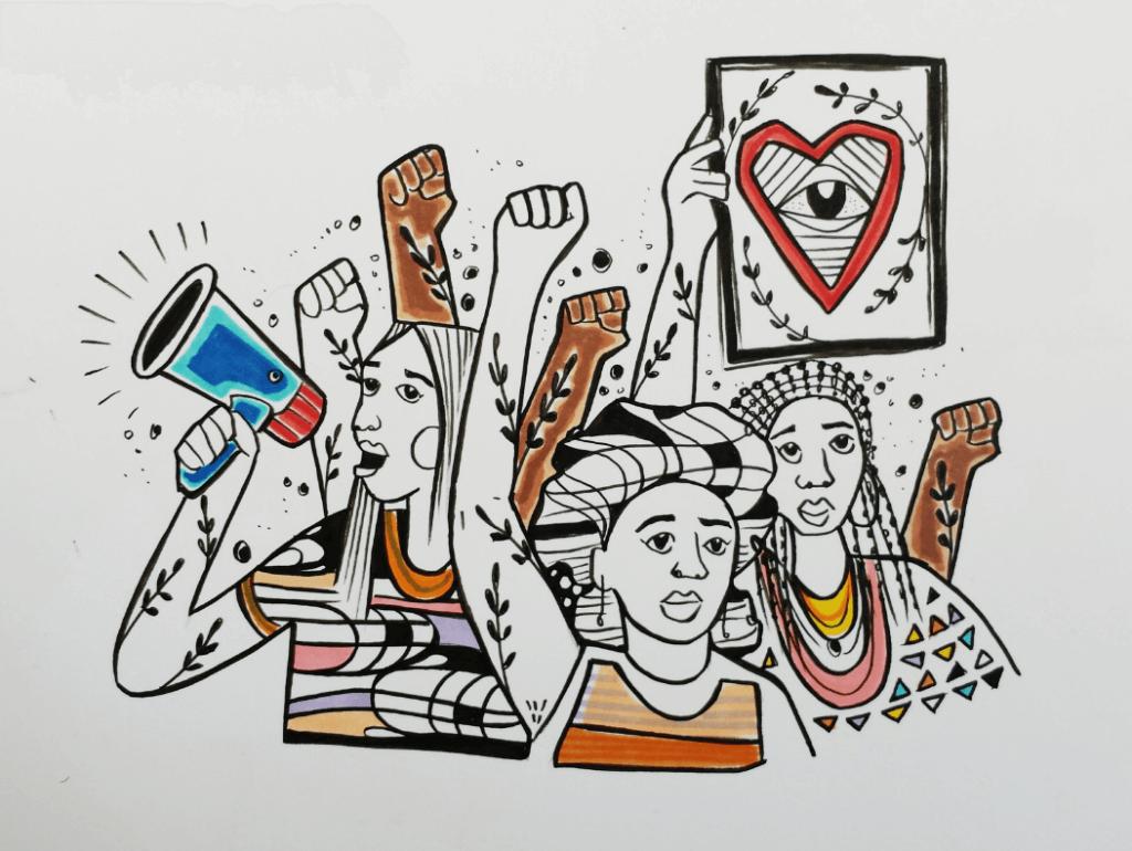 Greve Mundial de Mulheres: um chamado para colocar em prática o mundo no qual queremos viver