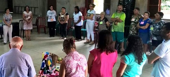 CEBI-GO: Começam os encontros de formação da Escola Bíblica