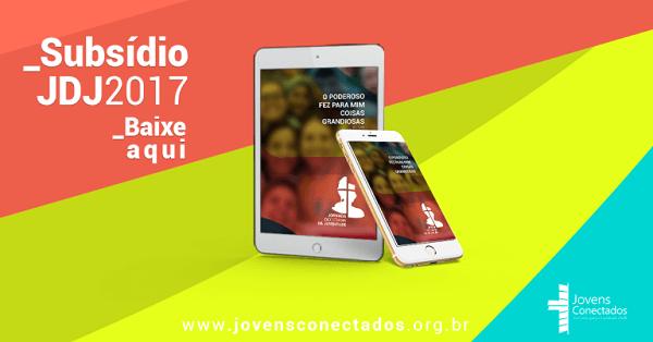 Subsídio da Jornada Diocesana da Juventude 2017 já está disponível