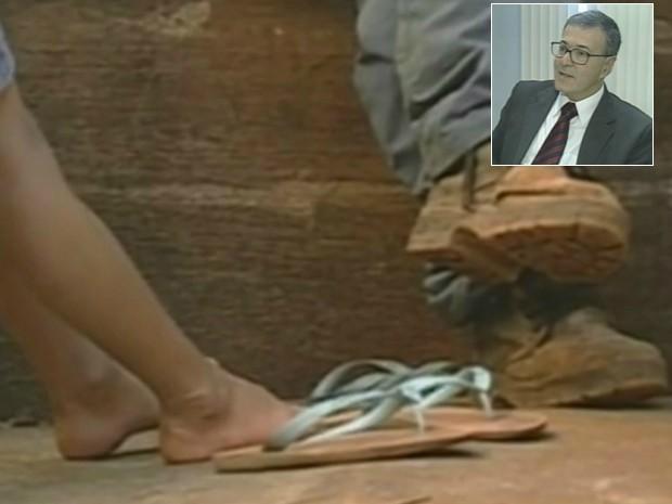 Juiz que adiou audiência porque lavrador usava chinelos terá que pagar R$ 12 mil