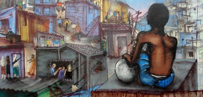 A potência criativa das periferias na construção de novas narrativas