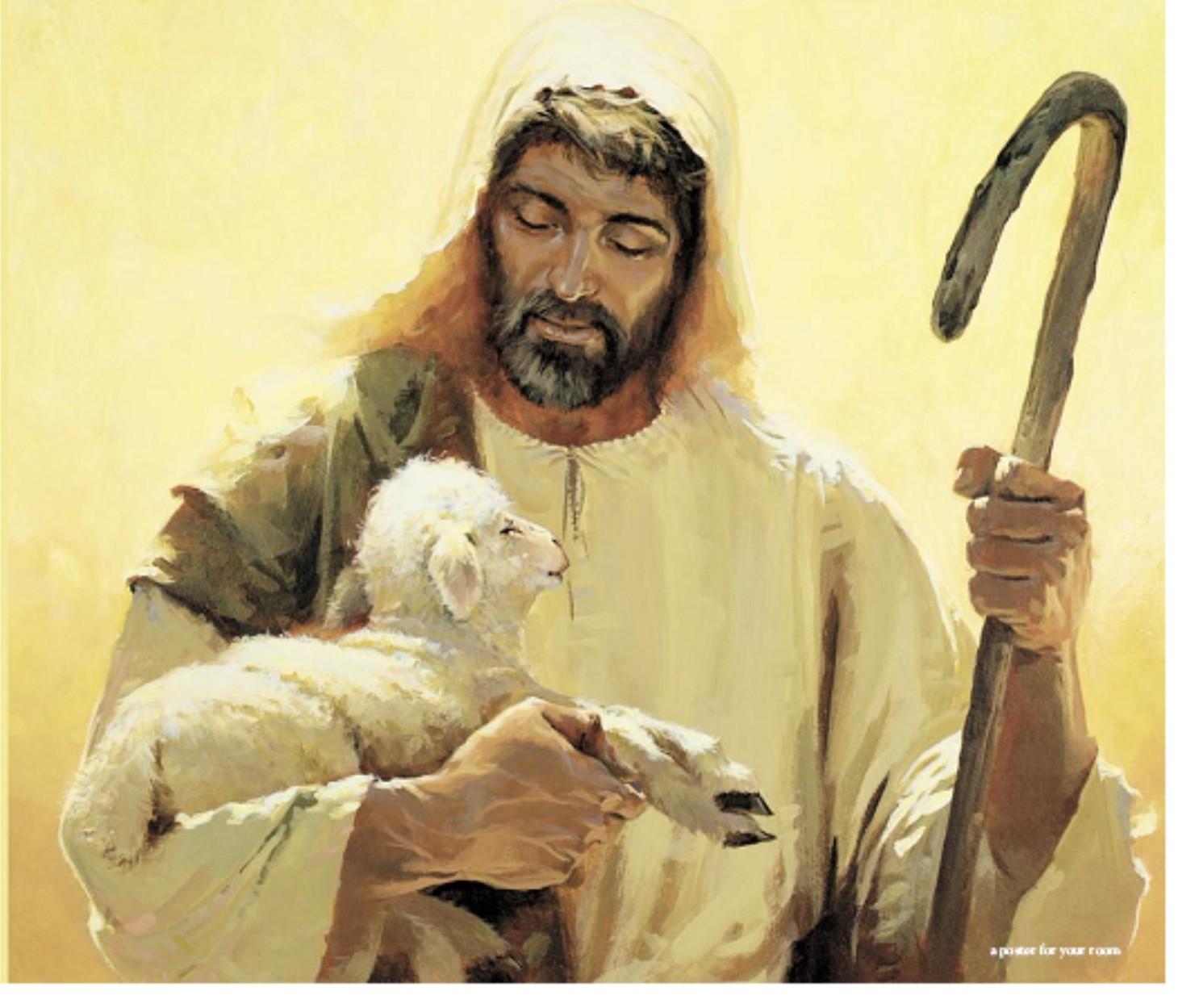 A parábola do pastor (João 10.1-10) [Uwe Wegner]