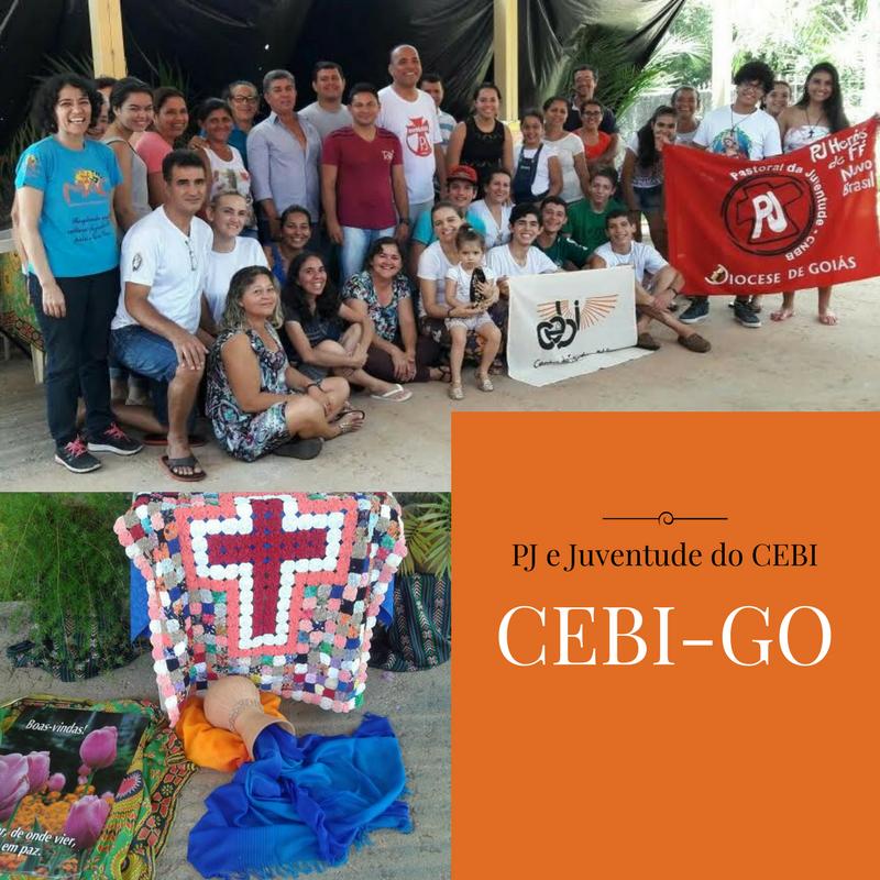 CEBI-GO Pastoral da Juventude participa de formação bíblica em parceria com o CEBI