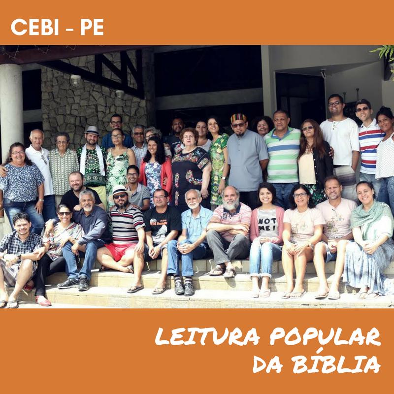 CEBI-PE Diversidade ecumênica marca encontro de Formação em Leitura Popular