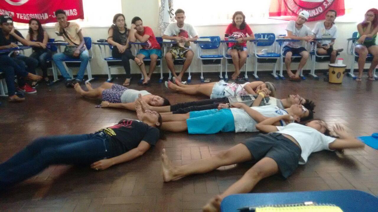 Juventude do Cebi Pará