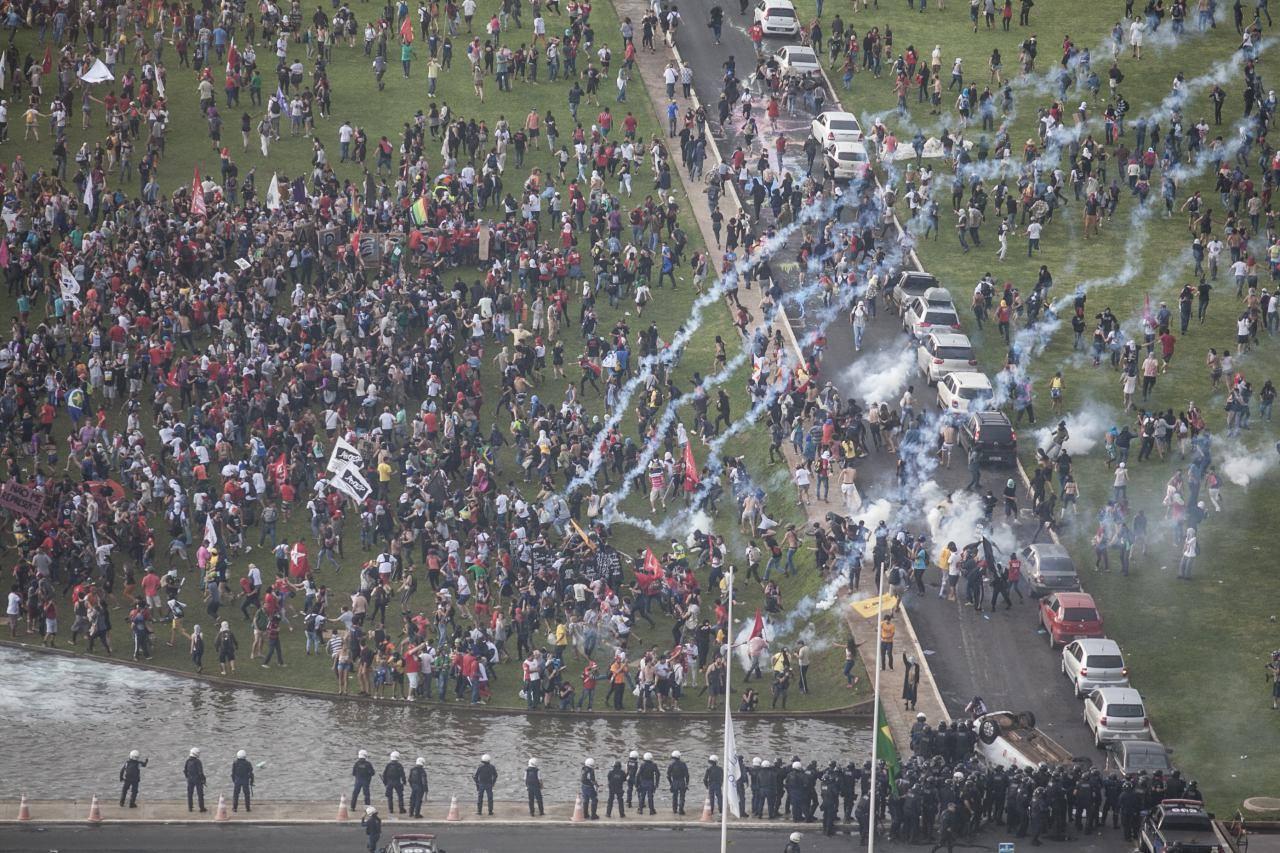 Nota do CEBI: Pela renúncia de Temer e pelo fim da repressão!