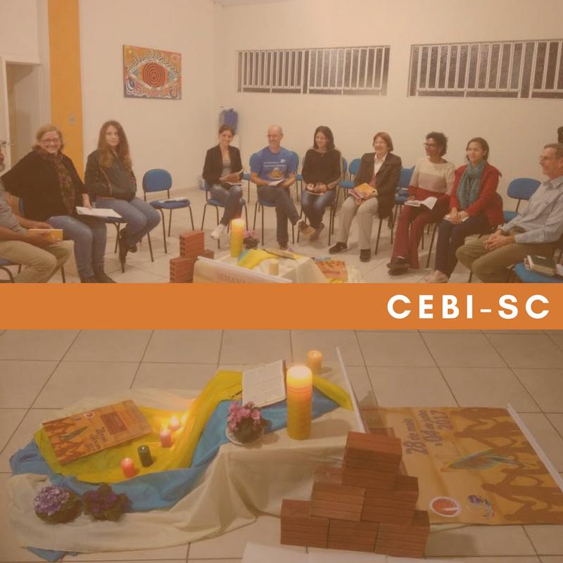 CEBI-SC SOUC – Destruindo muros, construindo a cruz da reconciliação
