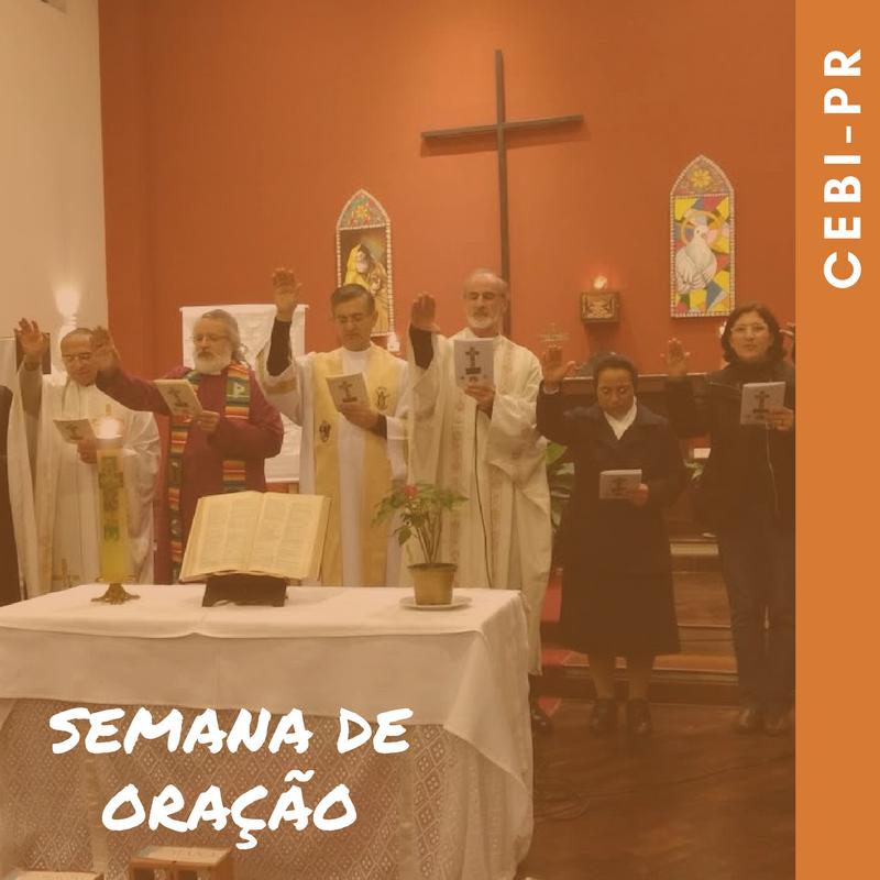 CEBI-PR: Semana de Oração pela Unidade foi uma festa do Ecumenismo