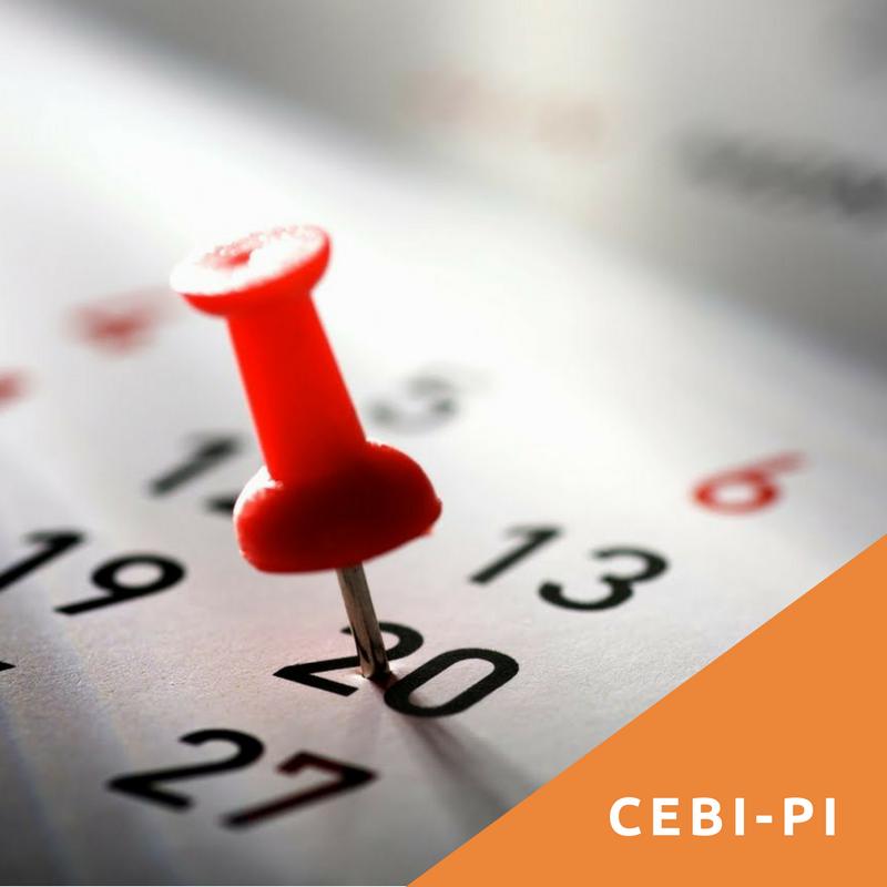 CEBI-PI: Divulgada agenda para o segundo semestre