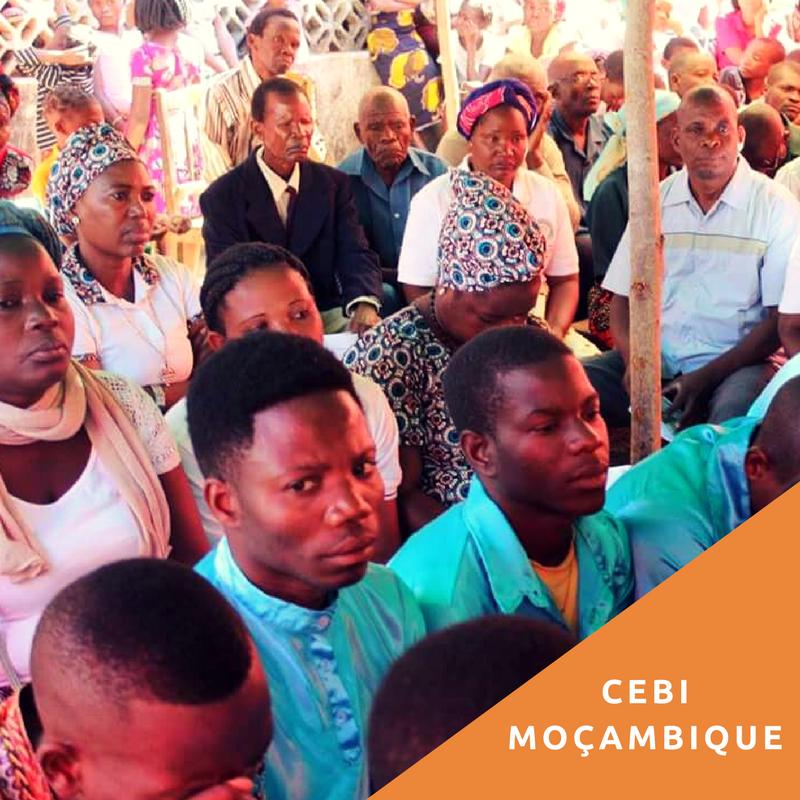 CEBI em Moçambique: Parceria com entidades locais de leitura popular já dura mais de dez anos