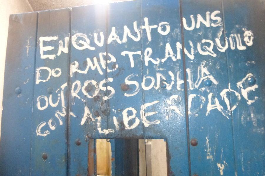 Divulgação/Pastoral Carcerária