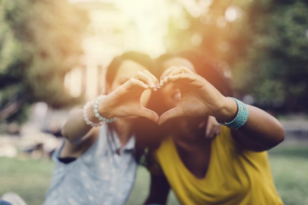 Bastam décimos de segundos para reconhecer seu melhor amigo