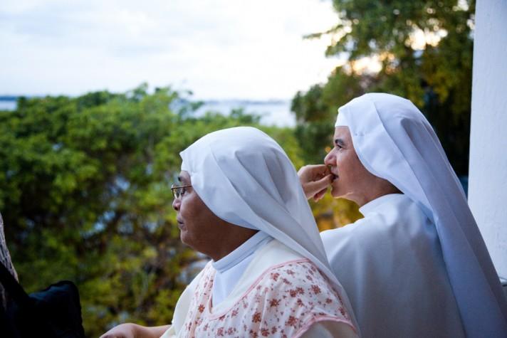 Irmãs Religiosas boicotam a construção de um gasoduto nos Estados Unidos