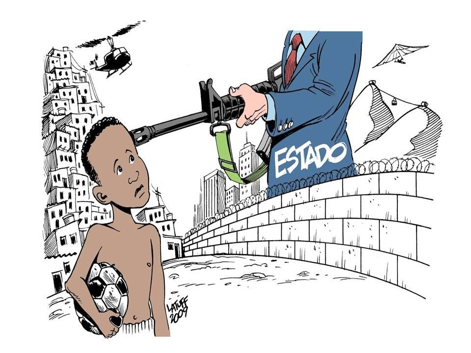 Rafael Braga Vieira é uma multidão de jovens negros, pobres e perseguidos