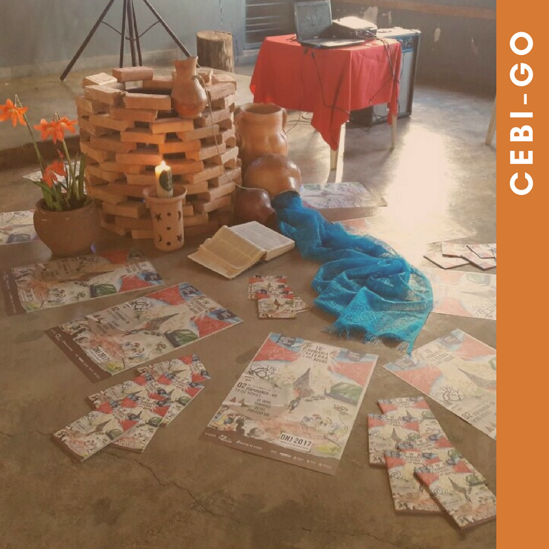 CEBI-GO Formação Bíblica reúne lideranças das comunidades católicas rurais e urbanas