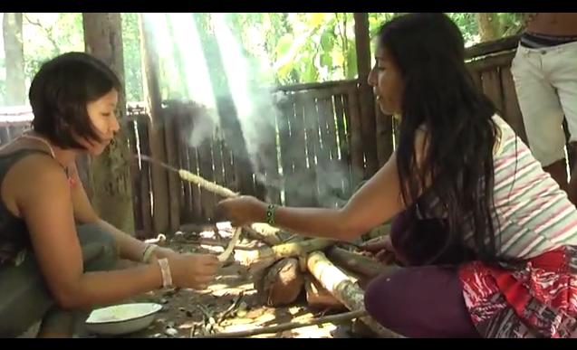 As guardiãs do saber culinário do grupo Mbyá-Guarani